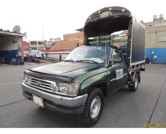 Toyota Hilux 2.600