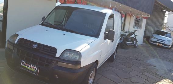 Fiat Doblo Cargo 1.6 16v 4p 2003
