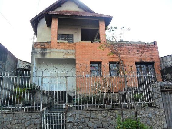 Casa Com 7 Quartos Para Comprar No João Pinheiro Em Belo Horizonte/mg - Ec17068