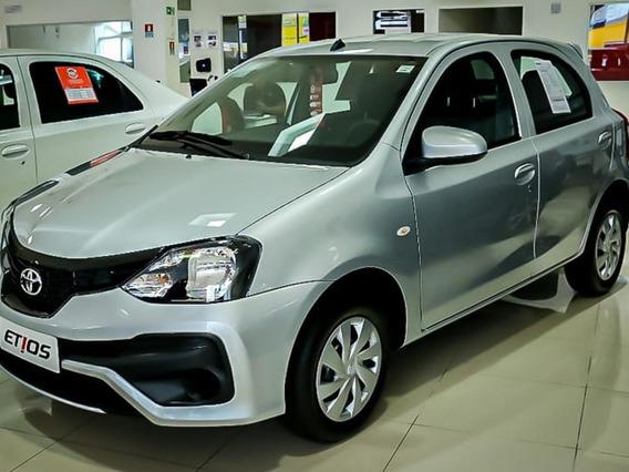 Toyota Etios 1.3 X 16v Zero Km