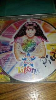 Cd Musical Infantil Tatiana