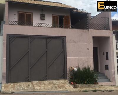 Casa Sobrado À Venda No Bairro Jardim Pacaembu Em Jundiai. - Ca01590 - 34067308