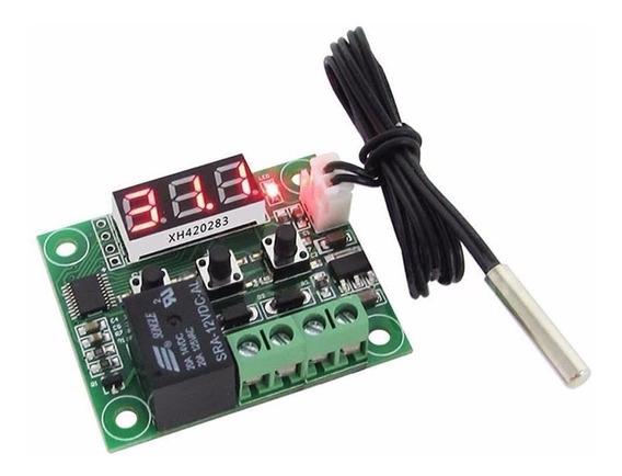 Termostato Digital W1209 - Controle Temperatura.