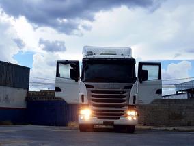 Scania G 440 2013/2013 6x2 Unico Dono Otimos Veiculos Confir