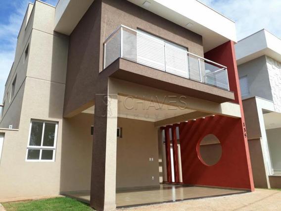 Casa Residencial Em Ribeirão Preto - Sp - Ca0228_chaves