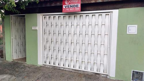 Casa Com 2 Dormitórios À Venda, 110 M² Por R$ 235.000 - Atuau - Elias Fausto/sp - Ca0115