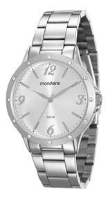 Relógio Mondaine Feminino Prata 83315l0mvne1