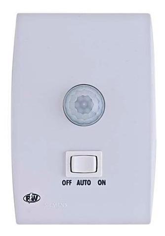 Sensor De Presença Com Chave - Pw