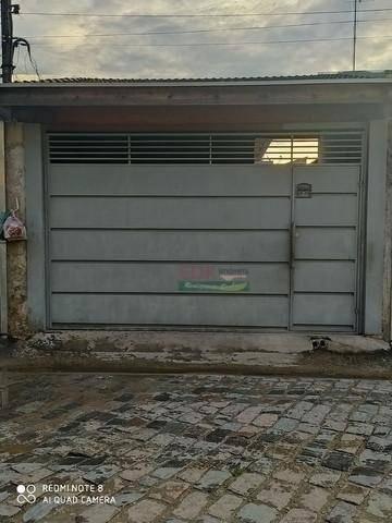 Imagem 1 de 6 de Casa Com 2 Dormitórios À Venda Por R$ 127.200 - Lagoa Azul - Jacareí/sp - Ca5385