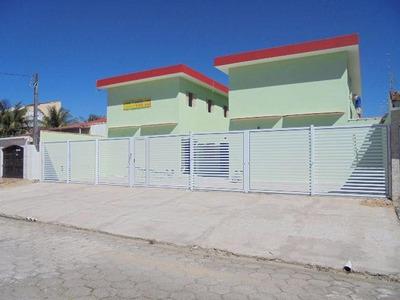 Casa A 100 Metros Da Praia Em Mongaguá - Ref: 5218m