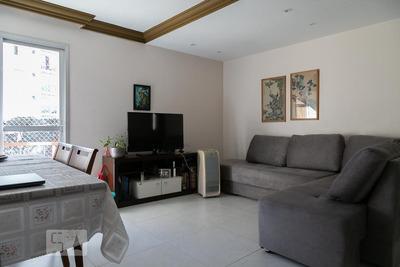 Apartamento No 1º Andar Mobiliado Com 2 Dormitórios E 1 Garagem - Id: 892930374 - 230374
