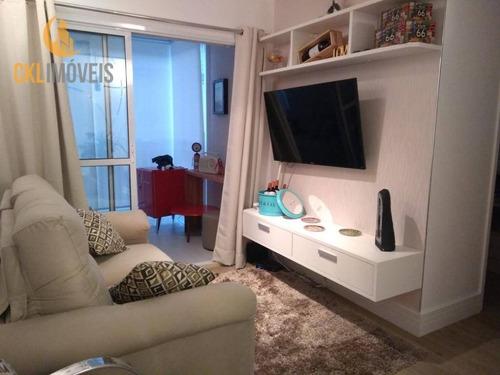 Imagem 1 de 30 de Apartamento Com 2 Dormitórios À Venda, 53 M² Por R$ 560.000,00 - Ipiranga - São Paulo/sp - Ap1113