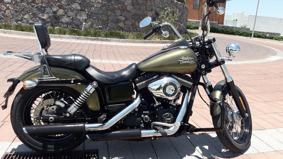 Harley Street Bob 2016 1690 Cc 5 Mil Kms