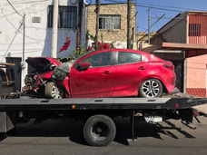 Mazda 2 2019 Chocado. Autopartes. Refacciones. Huesario
