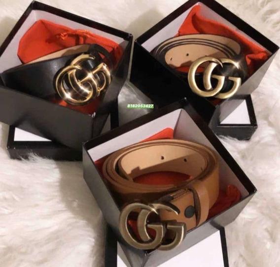 Gucci Cinto 1.1 Clon Totalmente Nuevo Unisex Hombre Y Mujer