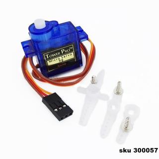 Servomotor Micro Servo Sg90 Arduino Robotico Aeromodelo W01