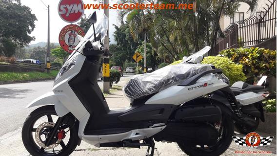 Sym Citycom S 300i, Maxiscooter. 0 Km