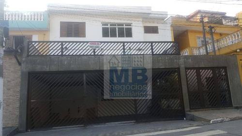 Casa À Venda Por R$ 583.000,00 - Vila Inglesa - São Paulo/sp - Ca0501