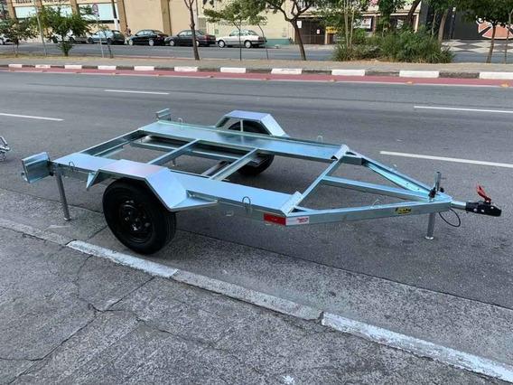Carretinha Para Quadriciclo - Carreta 2.20 X 1.40 0km