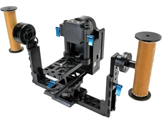 Gimbal Estabilizador Camera Letus Helix Jr - Bateria Extra