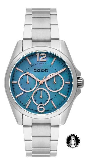 Relógio Orient Multifunção Fbssm032 G2sx C/ Nf E Garantia U