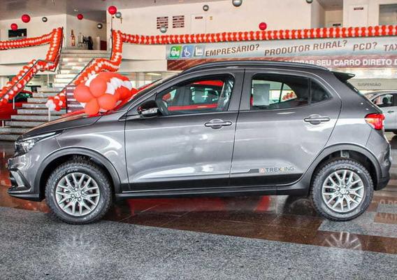Fiat Fiat/argo Trekking 1.3 05 Passageiros