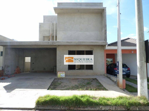 Condomínio Golden Park Alpha - Casa Com 3 Dormitórios À Venda, 224 M² Por R$ 521.000 - Jardim Golden Park Residencial - Sorocaba/sp - Ca0400