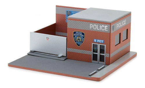 New York City Police Department Hot Pursuit Greenlight 1:64