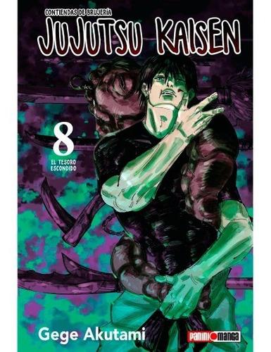 Imagen 1 de 4 de Manga - Jujutsu Kaisen 08 - Xion Store