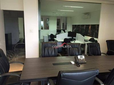 Sala Para Alugar, 157 M² Por R$ 16.990 - Flamengo - Rio De Janeiro/rj - Sa0183