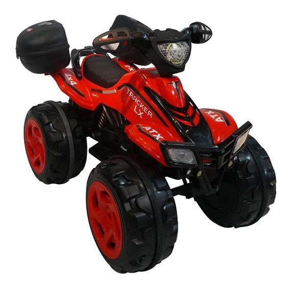Moto Eléctrica Prinsel Tracker Xl Boy 6v
