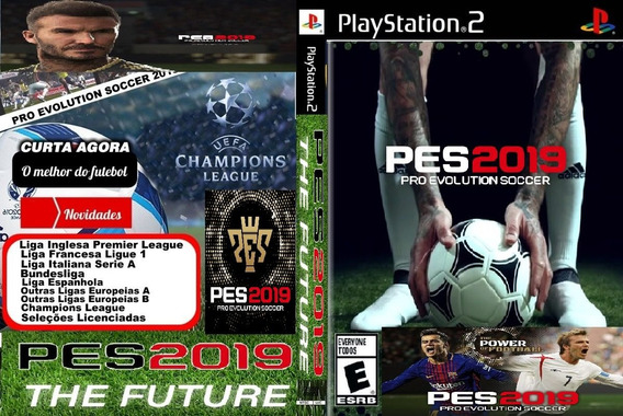 Pes 2019 Ps2 Patch