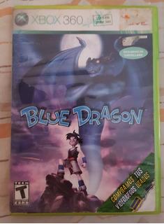 Blue Dragon Xbox 360 Español
