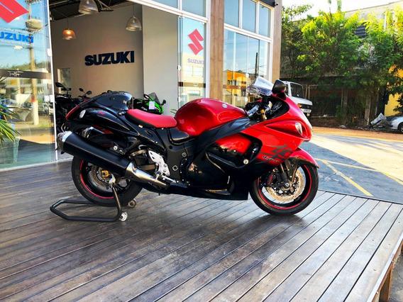 Suzuki Gsx-r Hayabusa Raz 2015/2016 Vermelha