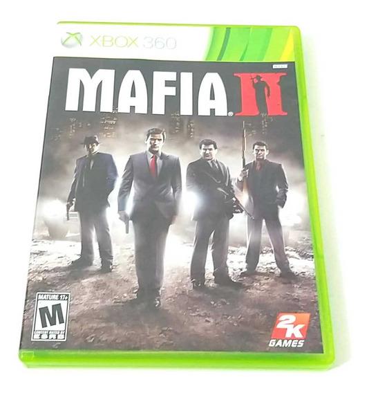 Máfia 2 Xbox 360 Original Completo Mídia Física
