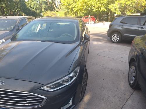 Ford Mondeo 2.0 Se Ecoboost At 240cv 2020