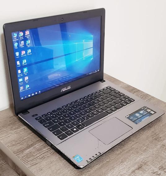 Notebook Gamer Asus X450l Intel Core I5 4ª Ger 4gb 500gb 14