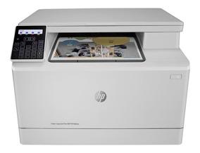 Impressora Hp M180nw Multifuncional Color Laser 220v