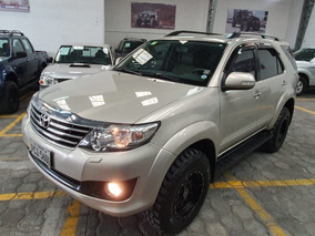 Toyota Fortuner 4.0 2014 Automatica 4x4
