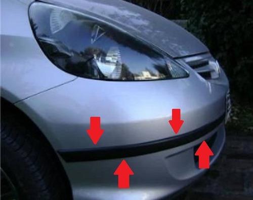 Honda Fit 2003 / 2008 Protectores De Paragolpes Molduras !!! Walrod306