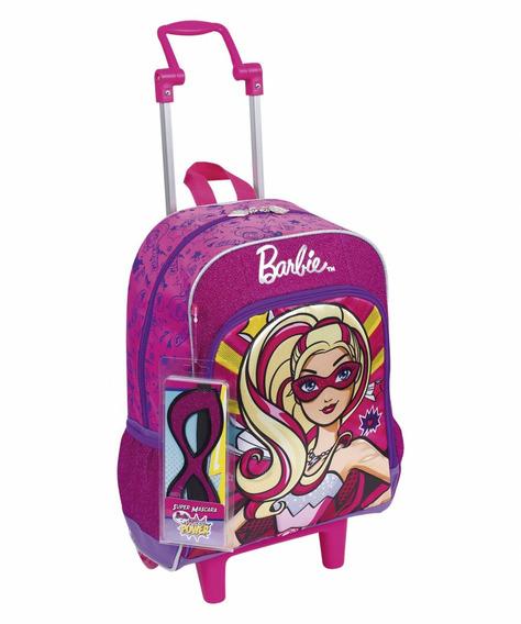 Mochilete Grande Sestini Barbie Princess Power 064010