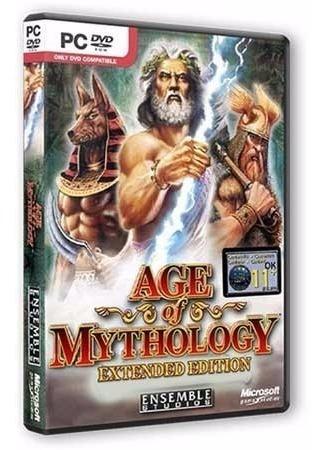 Age Of Mythology - Gold Edition - Pc Dvd - Frete 8 Reais