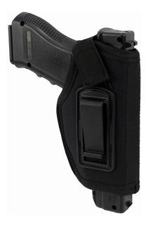 Funda Para Pistola Oculta De Nylon Universal Caceria Policia