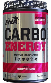 Carbo Energy 540gr Ena Bebida Deportiva Isotónica En Polvo!