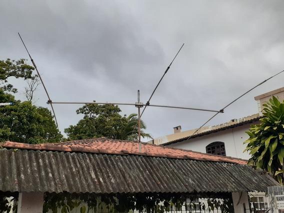 Antena Direcional Para 10, 15 E 20 Metros