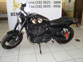 Harley Davidson Xr 1200x Sportster Preto 2013