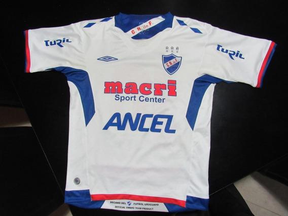 Camiseta De Nacional De Uruguay # 10 Talle L