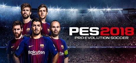 Pro Evolution Soccer 2018 Pc Offline
