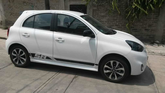 Nissan March 1.6 Sr Navi Mt 2018