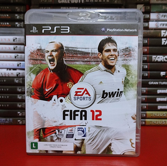 Fifa Soccer 12 Ps3